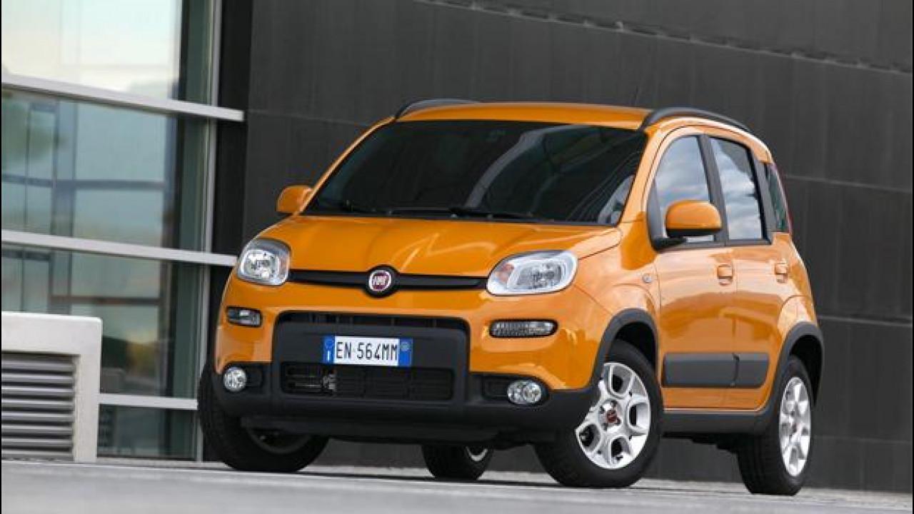 [Copertina] - Nuova Fiat Panda Natural Power, porte aperte dedicato al metano