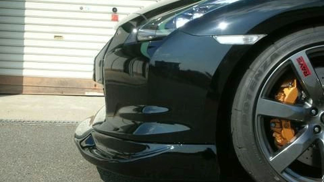 Arios GT-R Carbon-Fibre Body Kit 2 of 9 | Motor1 com Photos