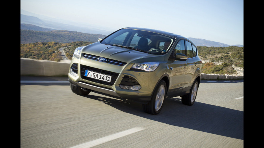 Ford Kuga, perché comprarla... e perché no [VIDEO]