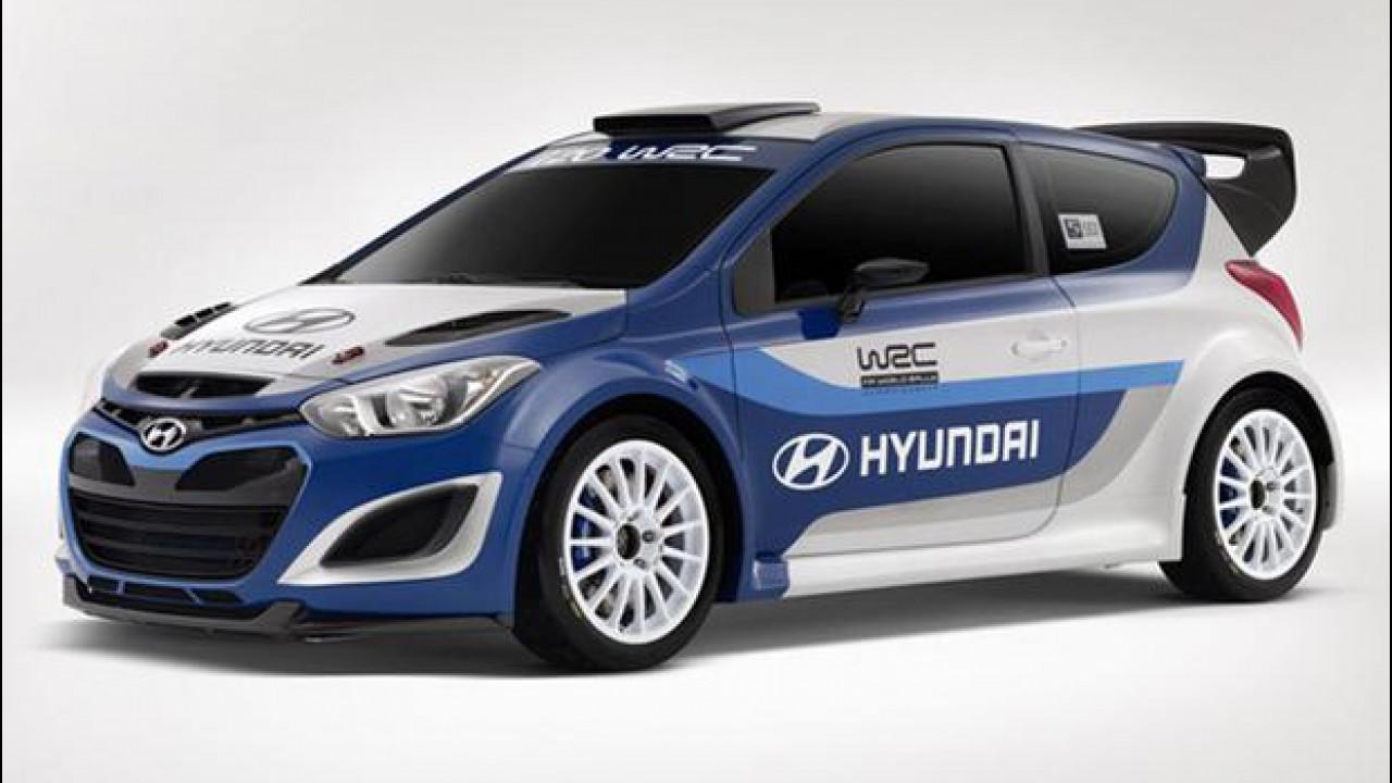 [Copertina] - Hyundai i20 WRC