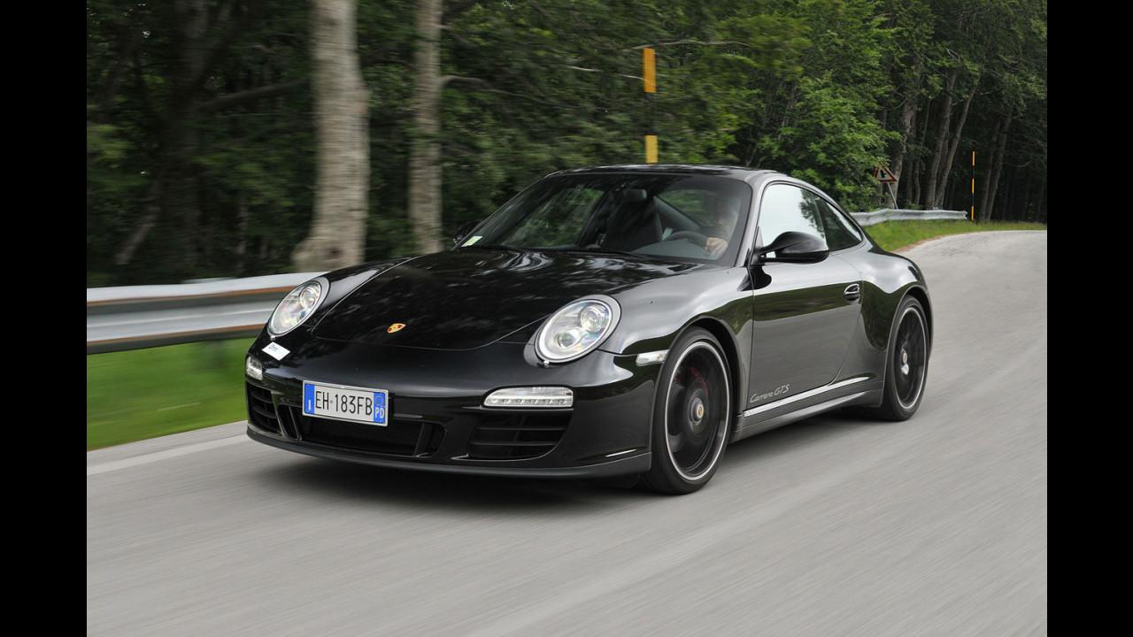 Porsche 911 Carrera GTS Coupé PDK - Il Test