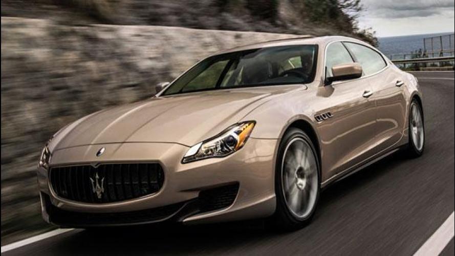 [Copertina] - Nuova Maserati Quattroporte, la scheda tecnica