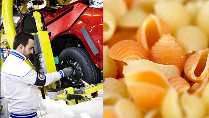 Coldiretti: l'export agroalimentare sorpassa l'automobile