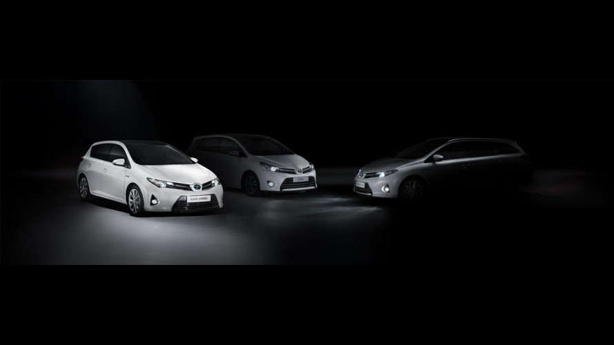 Toyota Auris Touring Sports, l'Auris si fa familiare