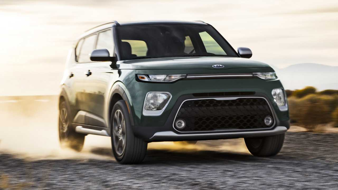 Get 2020 Kia Soul Colors