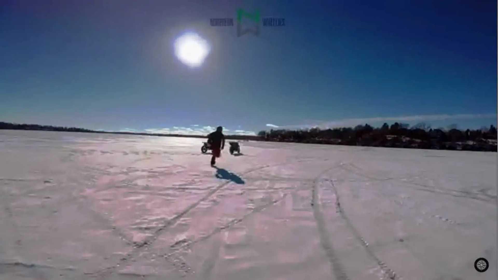 Ice Stunting