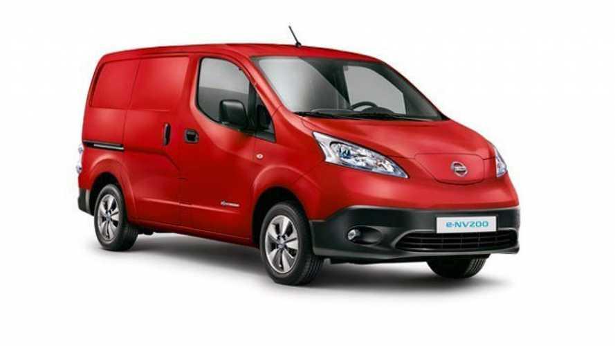 Nissan e-NV200 l'elettrico più venduto