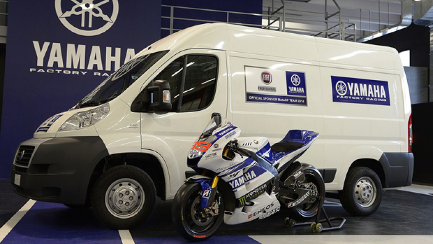 Fiat Professional con Yamaha Factory Racing