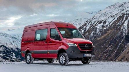 Mercedes-Benz al Transpotec 2019 con tutte le gamme di commerciali e pesanti