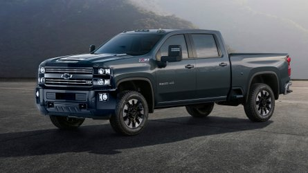 Silverado HD's Big Grille Already Getting Internet Makeovers