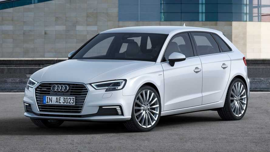Audi calls time on the A3 e-tron