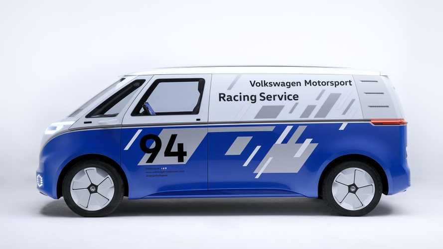 Volkswagen brings I.D. BUZZ CARGO in new livery to LA