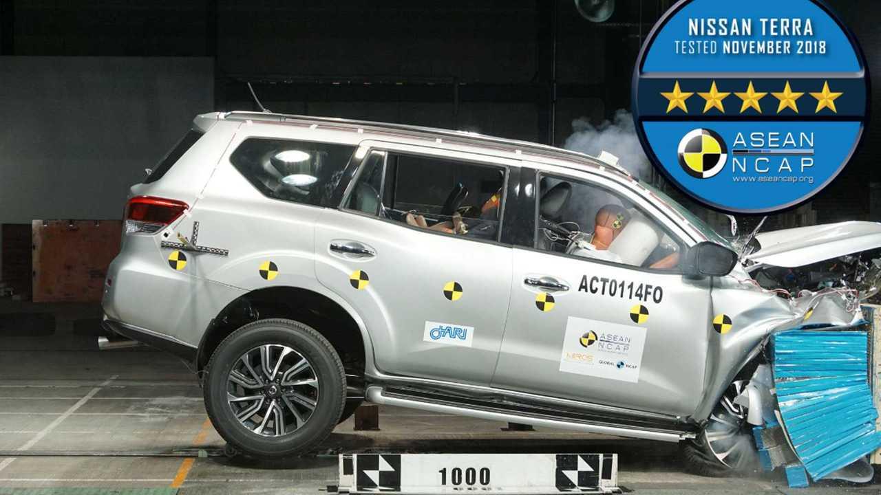 Nissan Terra - ASEAN NCAP