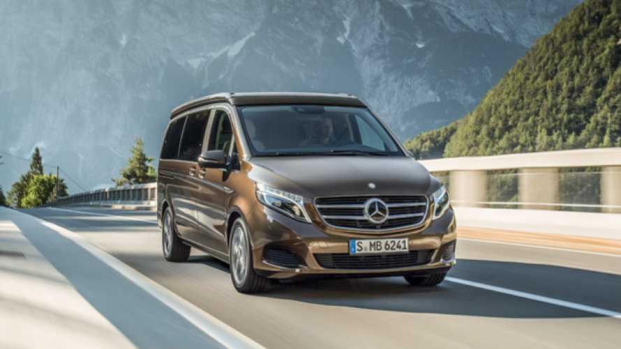 Mercedes Marco Polo al Salone del Camper