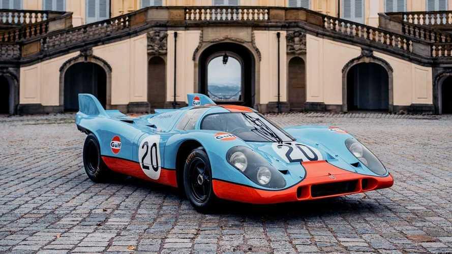 VIDÉO - Les cinq Porsche les plus chères de l'histoire