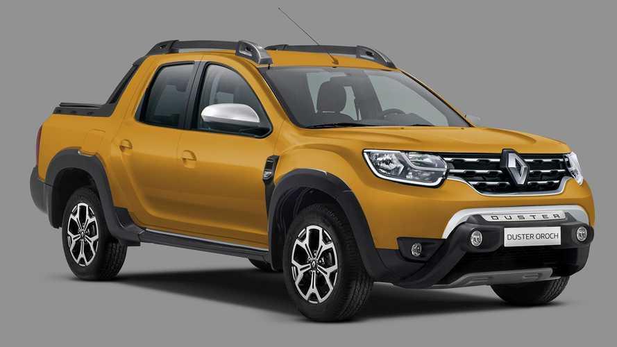 Renault Duster Oroch deve ganhar nova geração em 2022