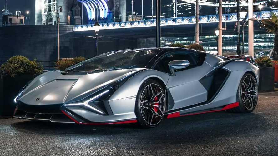 Lamborghini a presque vendu toute sa production 2021