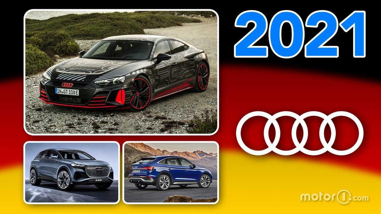 Novità Audi 2021