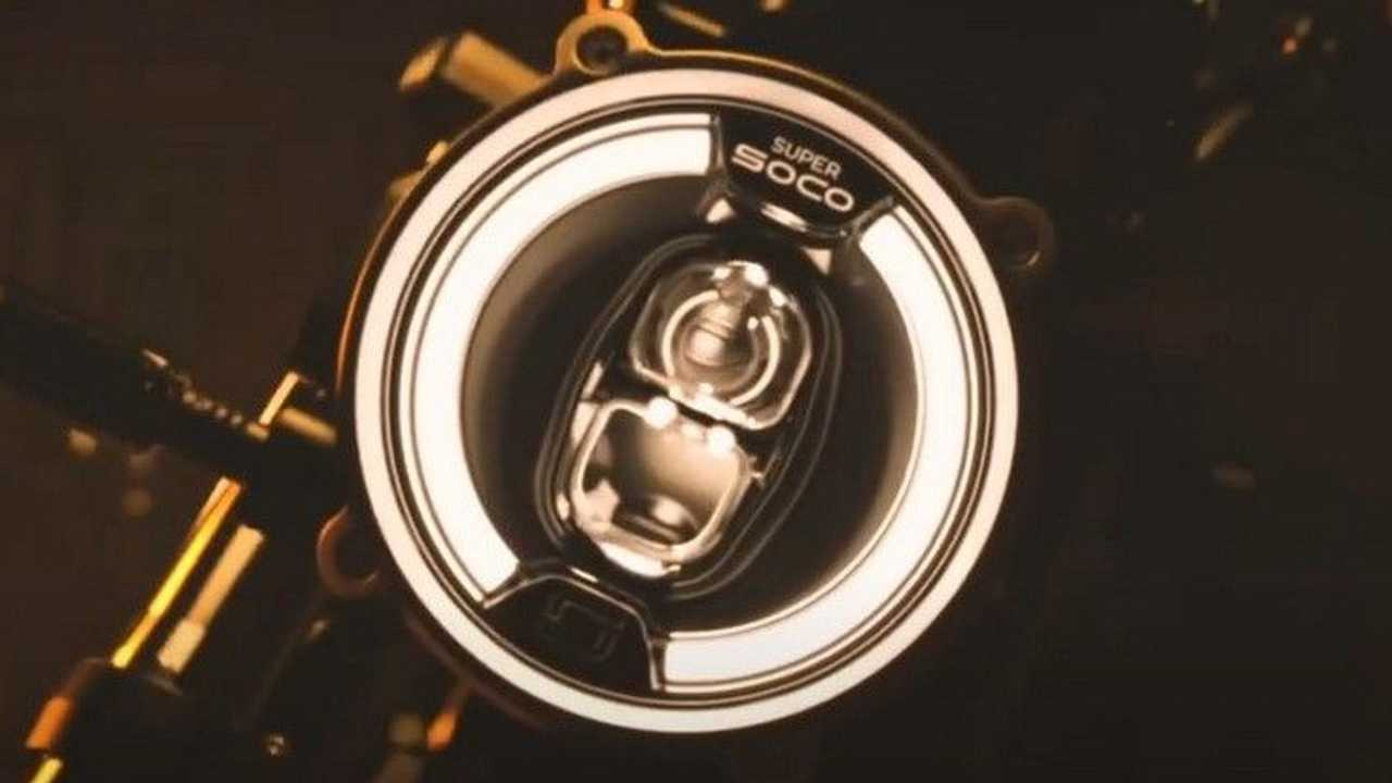 Vmoto SuperSoco 2021 TC Wanderer - Headlight
