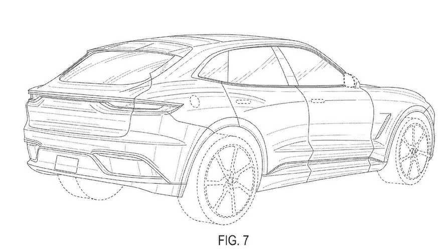 Karma Automotive SUV Patent