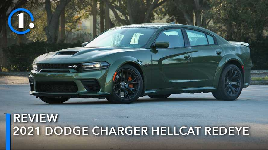 2021 Dodge Charger Hellcat Redeye Widebody Review: Super Duper Sedan