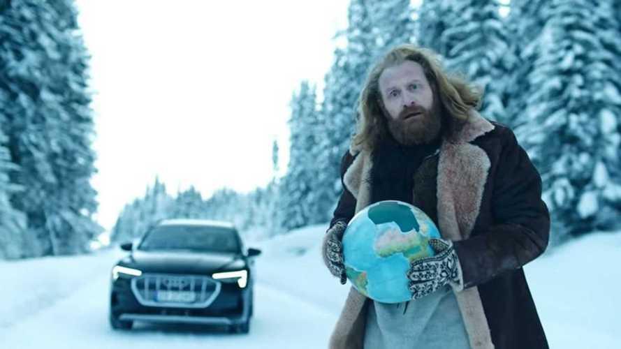 Audi responde à GM com um comercial ainda mais hilário sobre a Noruega
