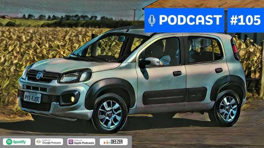 Motor1.com Podcast #105: Qual o destino dos carros populares?