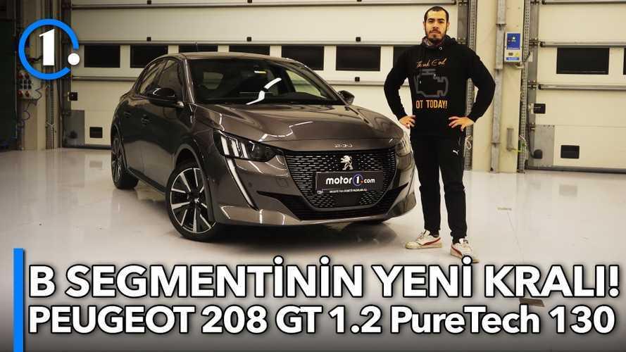 2021 Peugeot 208 1.2 PureTech GT | Neden Almalı?