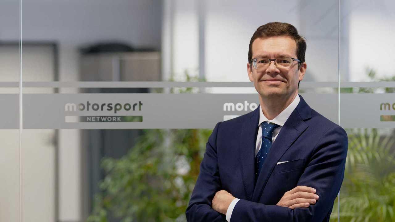 Oliver Ciesla, neuer COO von Motorsport Network