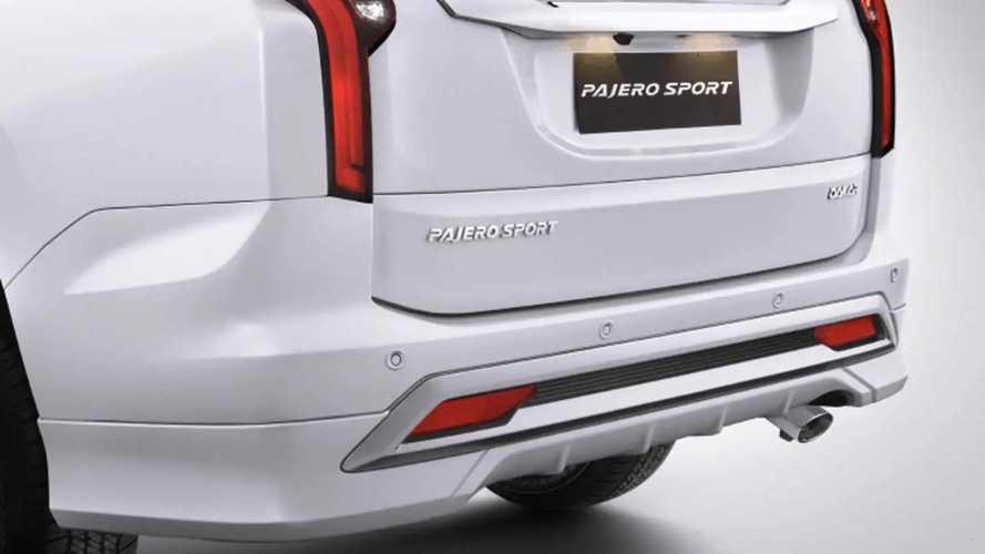 New Pajero Sport 2021