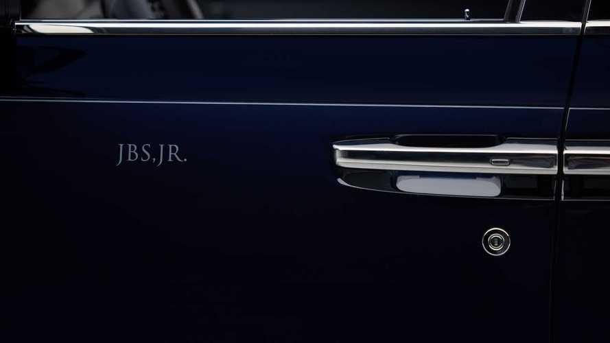 Rolls-Royce Phantom Extended Bespoke Koa Wood