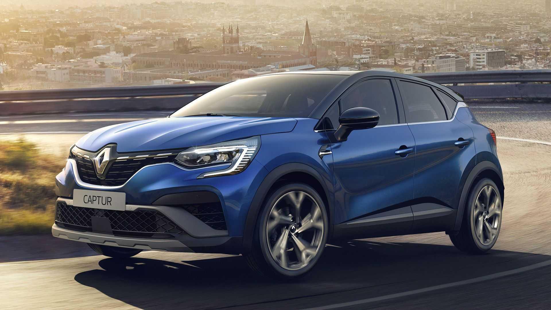 Renault Captur R.S. Line (2021): Moderat aufgemöbelt - Motor1 Deutschland