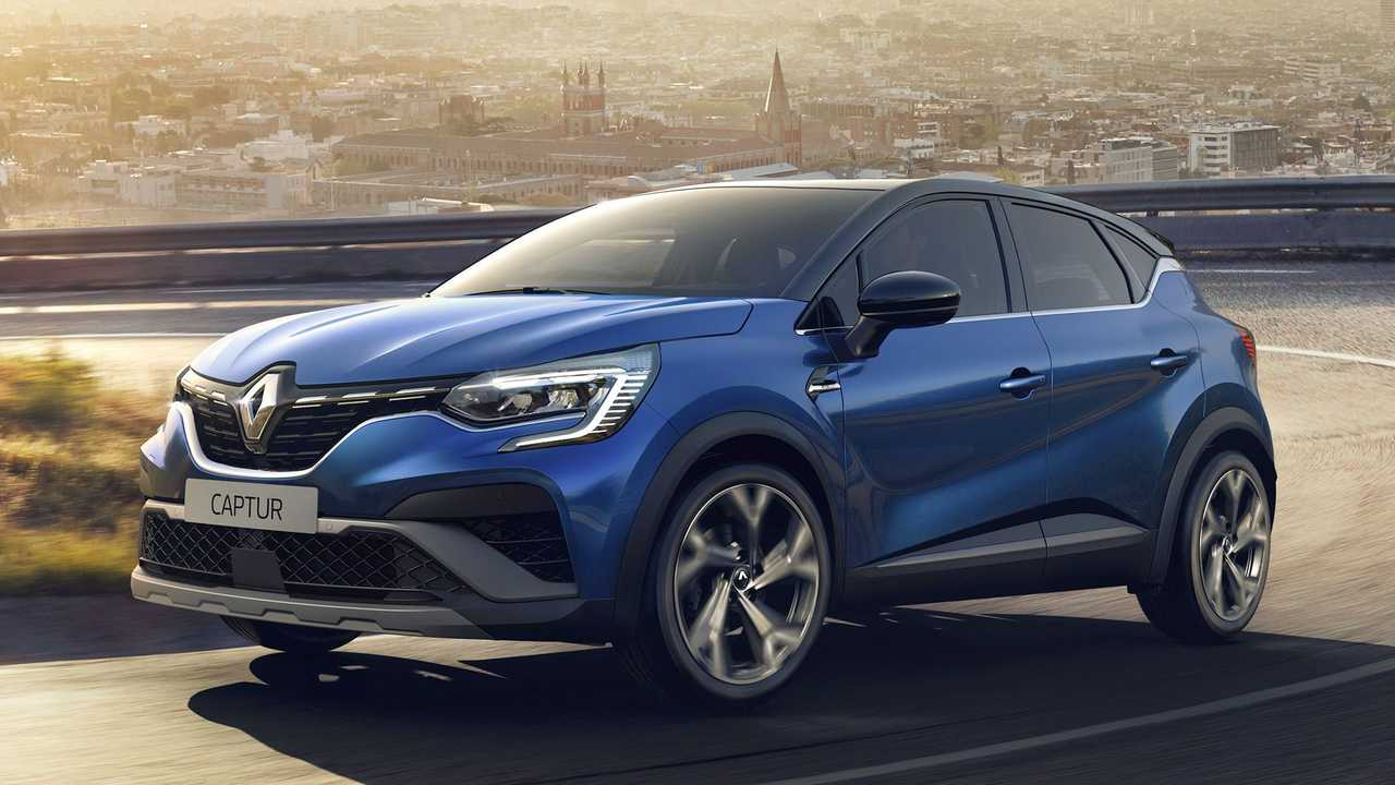 Renault Captur R.S. Line (2021)