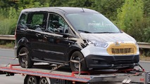 Ford Tourneo Courier makyaj