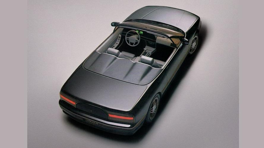 1987 Lincoln by Vignale: забытые концепт-кары