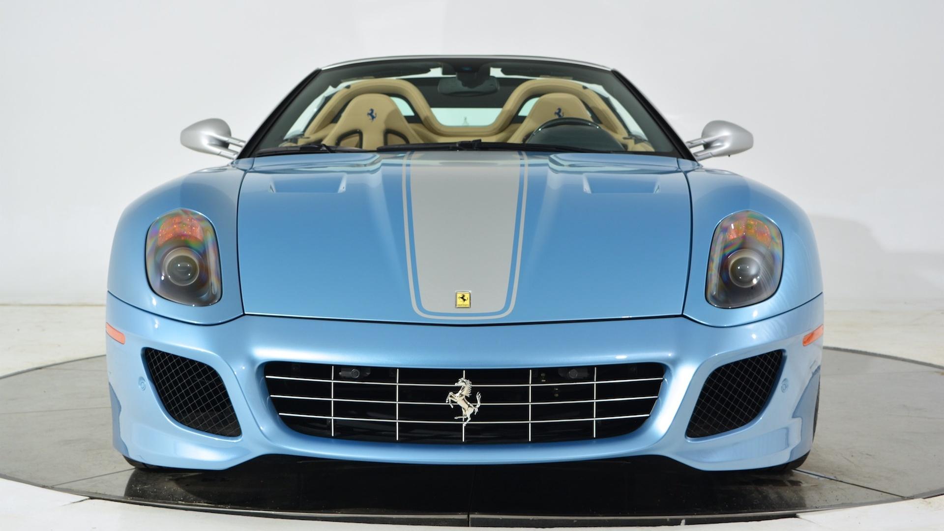 2011 Ferrari 599 Sa Aperta 1419112