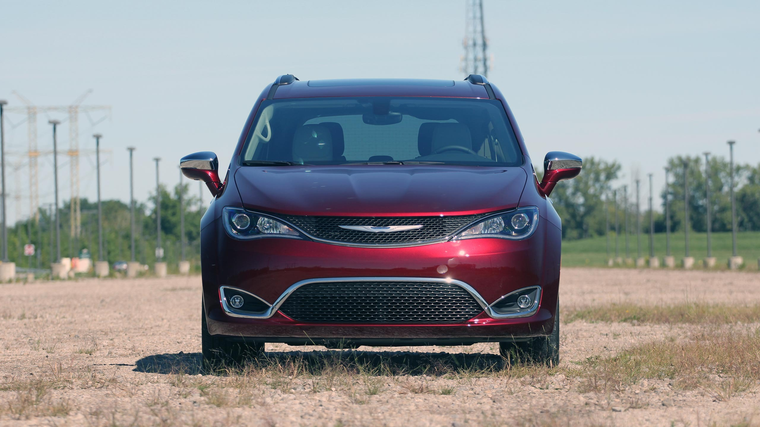 Chrysler Recalls 154 000 Pacifica Minivans For Stalling Issue