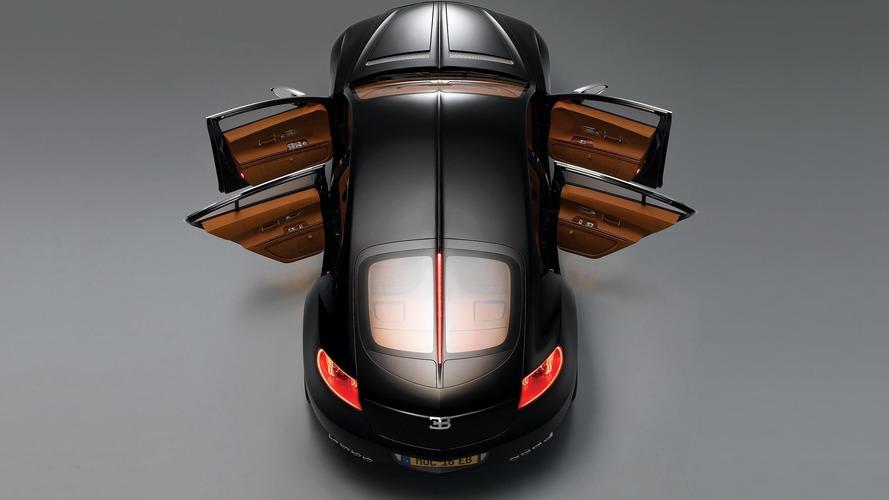 Concepto Bugatti Galibier