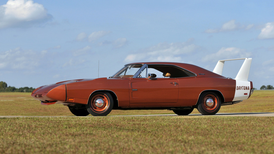 $900,000 Dodge Hemi Daytona proves people still love American muscle