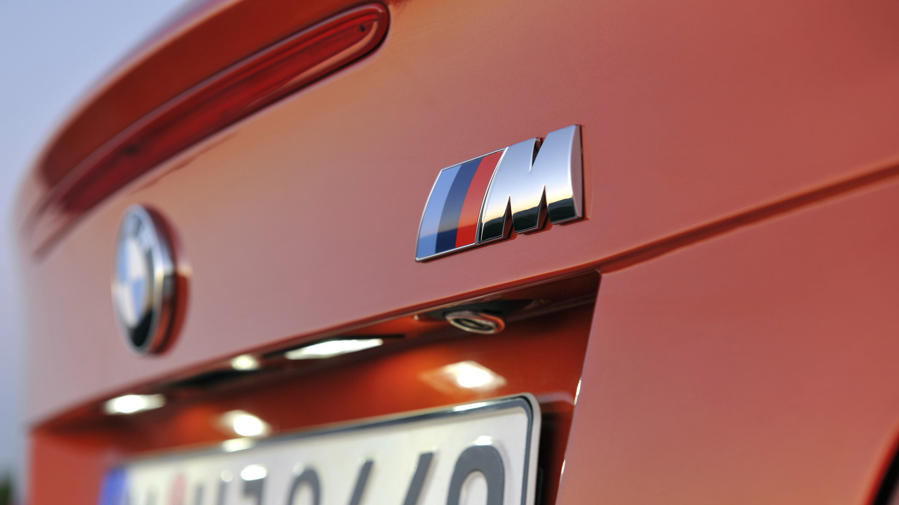 BMW M Badge