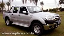 Nova Ford Ranger ganhará motor Flex e versão Sport até o fim do ano