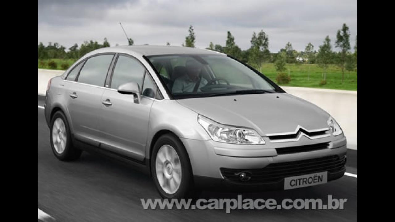 Bicombustível: Citroën C4 Pallas com motor flex deve chegar no 2º semestre