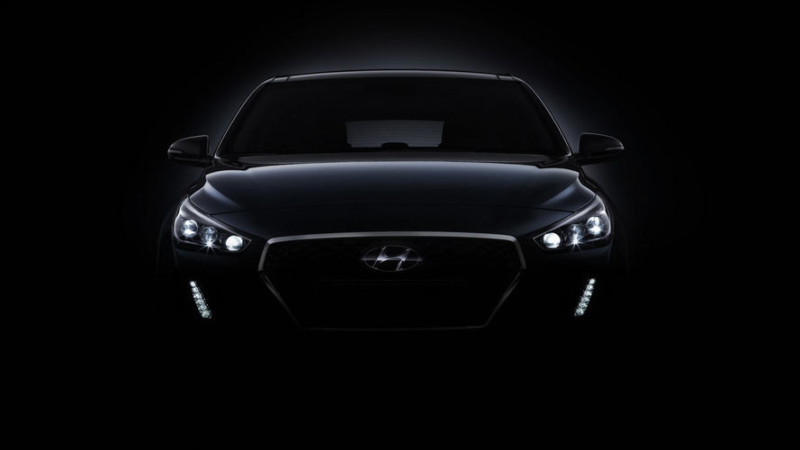 2017 Hyundai i30 teased ahead September 7 reveal