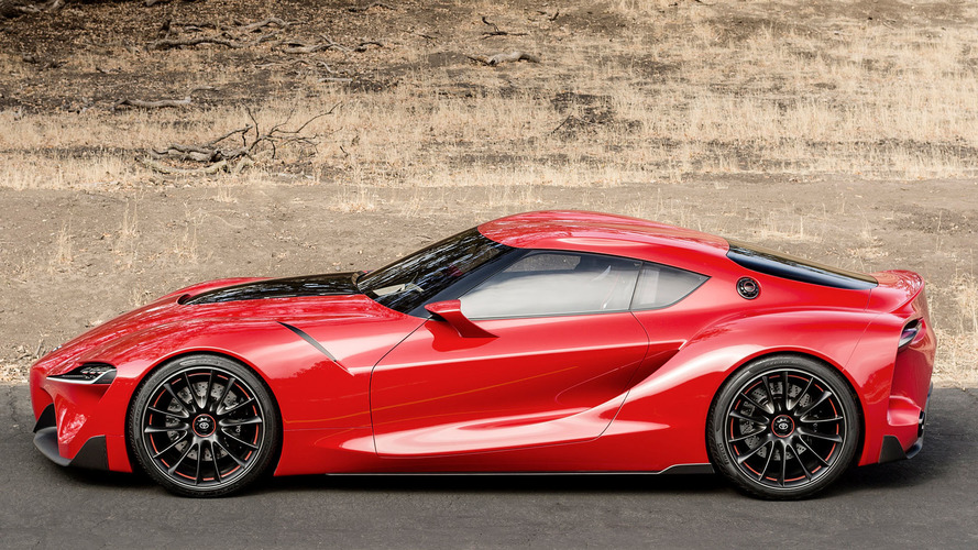 2018 Toyota Supra >> 2020 Toyota Supra Everything We Know