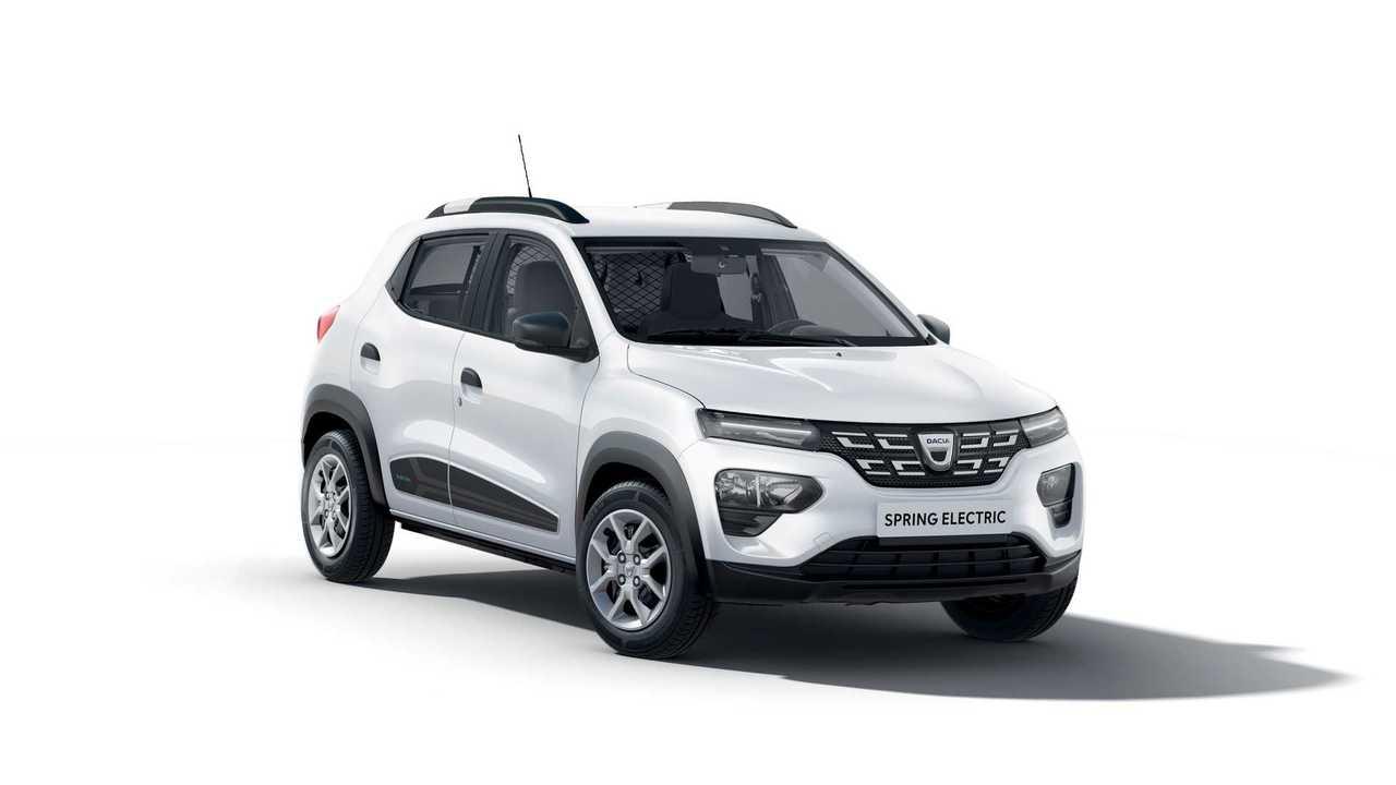 Dacia Spring Cargo (2021)