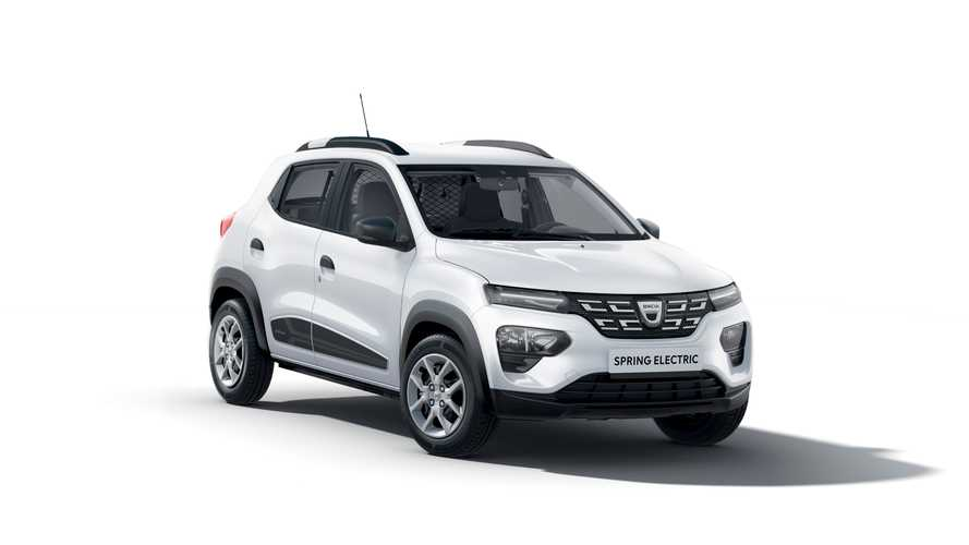 Dacia Spring Cargo, l'elettrica per tutti tra un anno in versione van