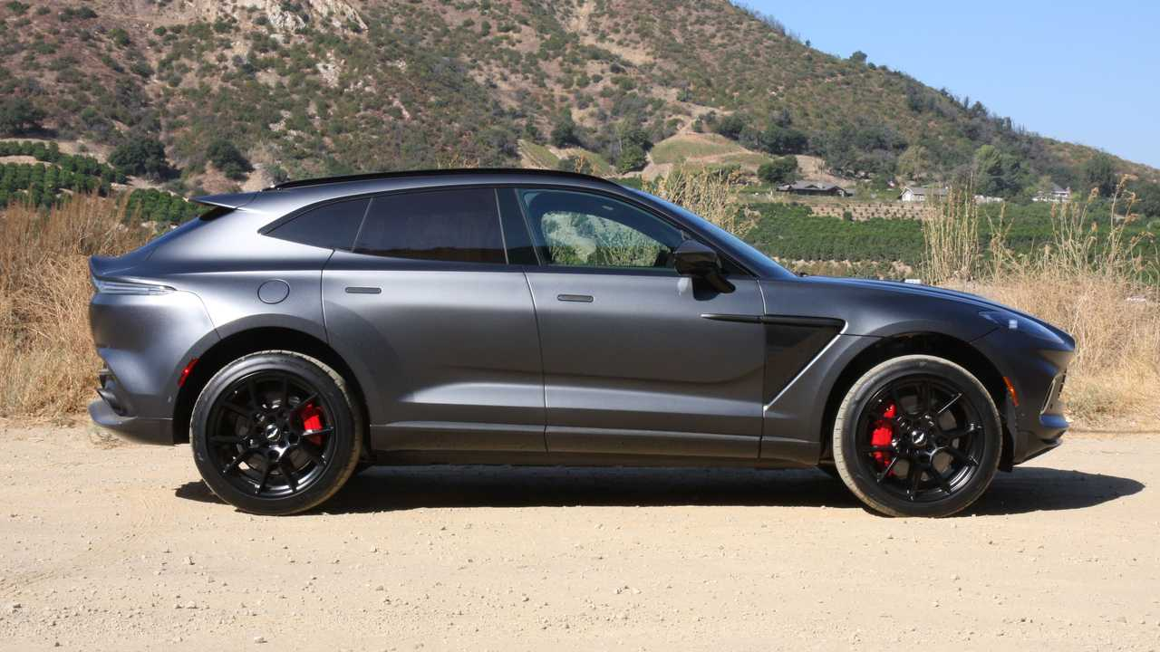 2021 Aston Martin Dbx First Drive Review Doing It All In Style