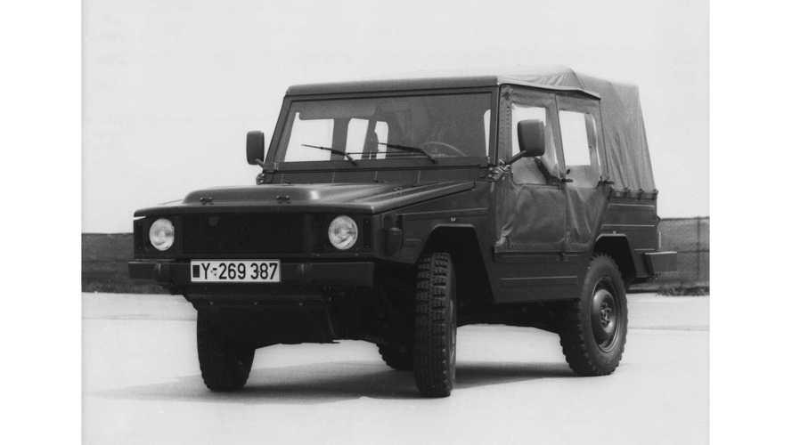 Volkswagen Iltis, el todoterreno del pueblo