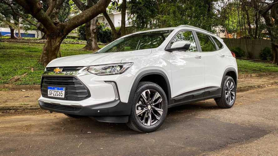 Chevrolet Tracker PCD retorna com descontos de até R$ 21,3 mil