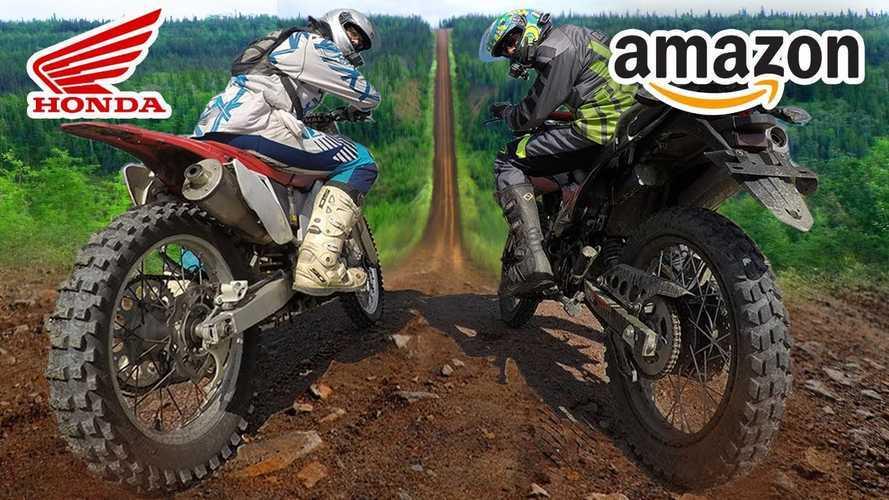 Is A $2,000 Amazon Bike Better Than An Old Honda?